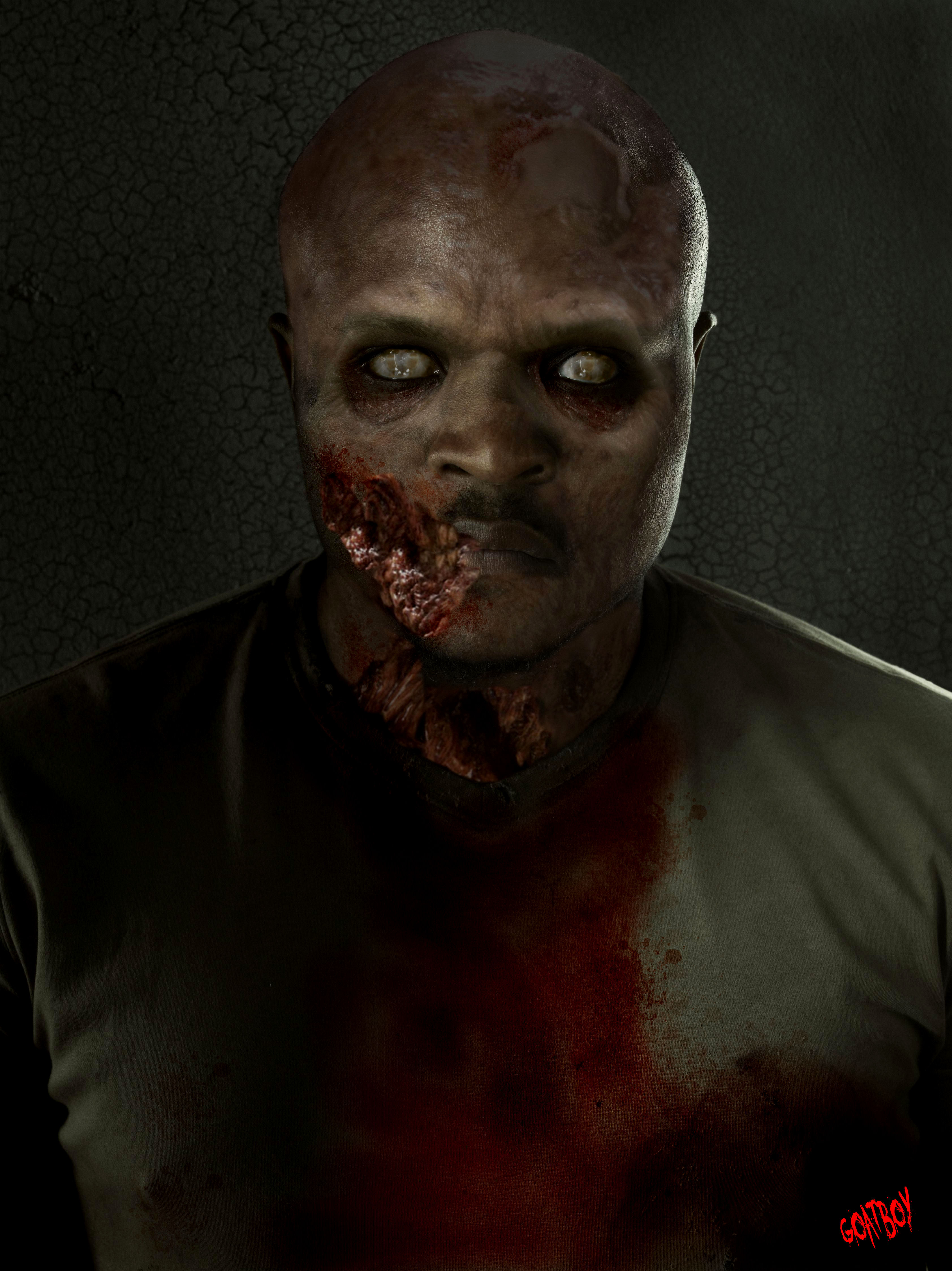 the walking dead cast zombies the moriarty of gore home of the goatboy. Black Bedroom Furniture Sets. Home Design Ideas