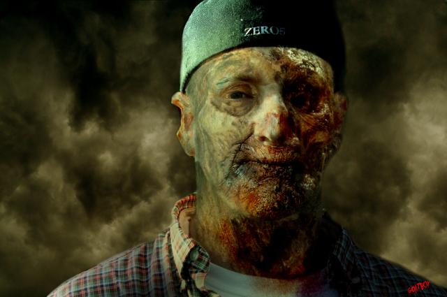 Dry zombie
