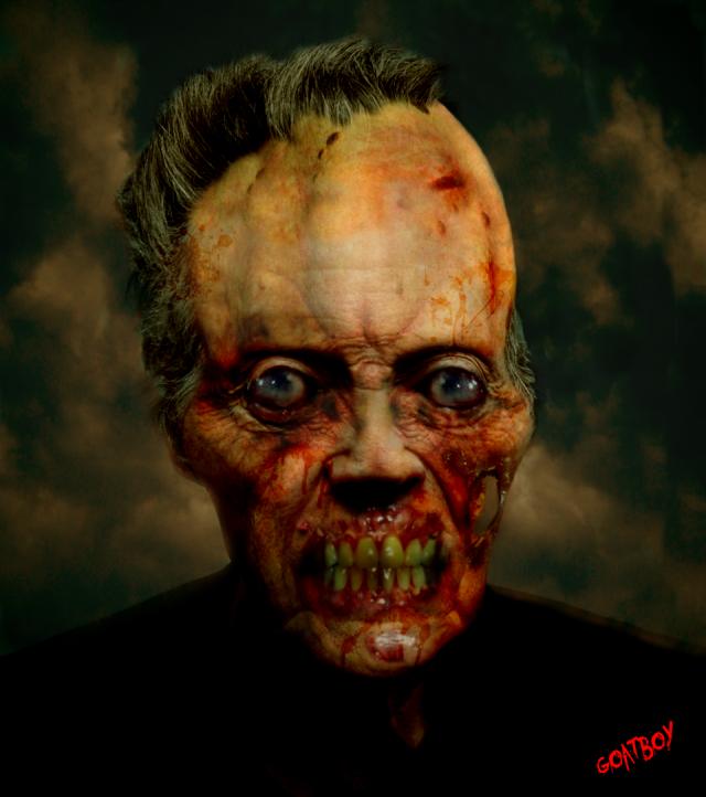 walken zombie rotten
