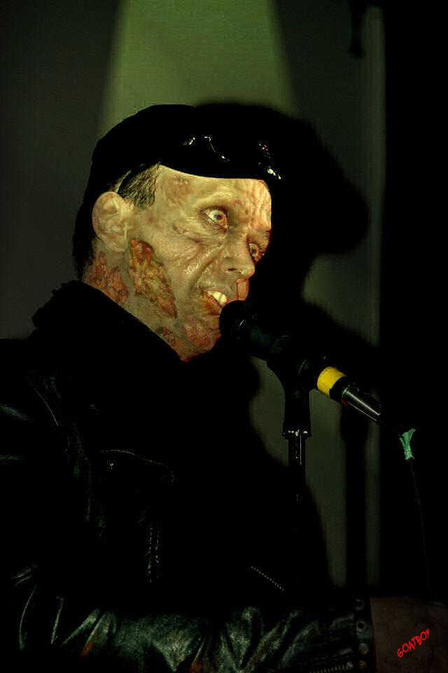 fangoria editor zombie
