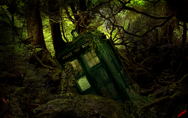 death of the TARDIS