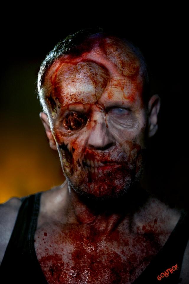 Merle dixon zombie season 3