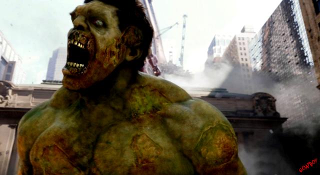 The Hulk Zombie | The ...