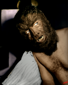 Lon Chaney Jr make up