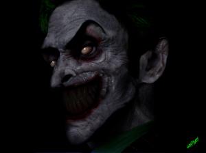 The Joker Evil