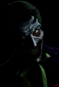 The Joker Insane