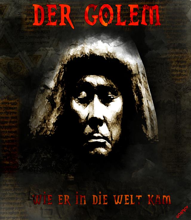 Der Golem cover