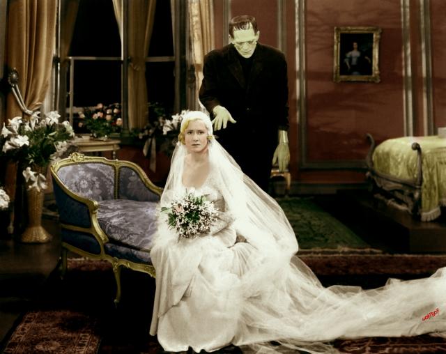 frankenstein wedding night