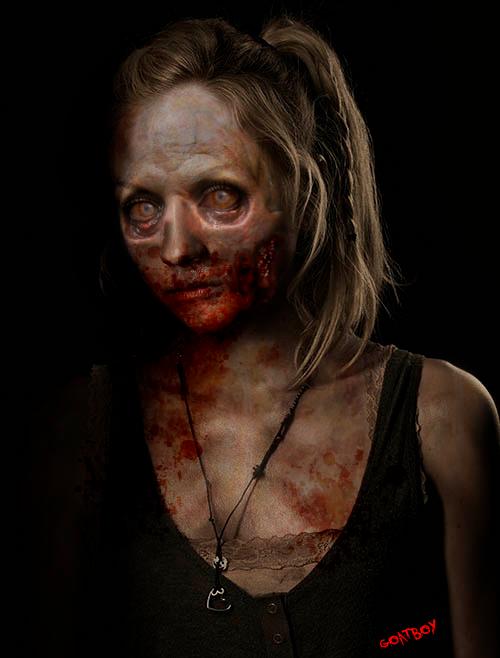 beth zombie