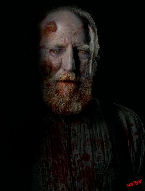 hershel zombie