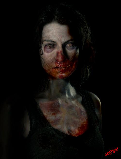 maggie zombie