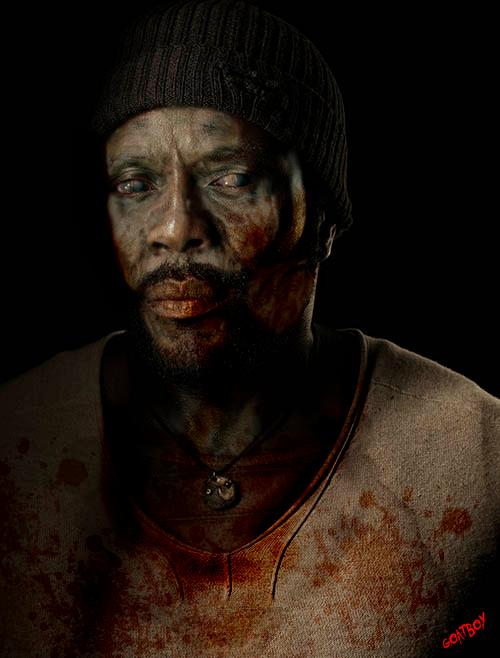 Tyreese zombie