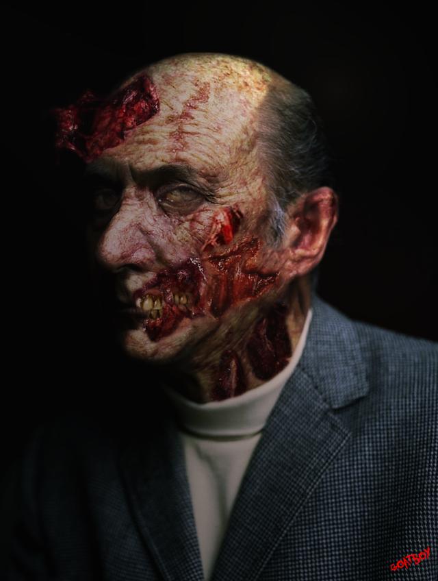 donald pleasence zombie