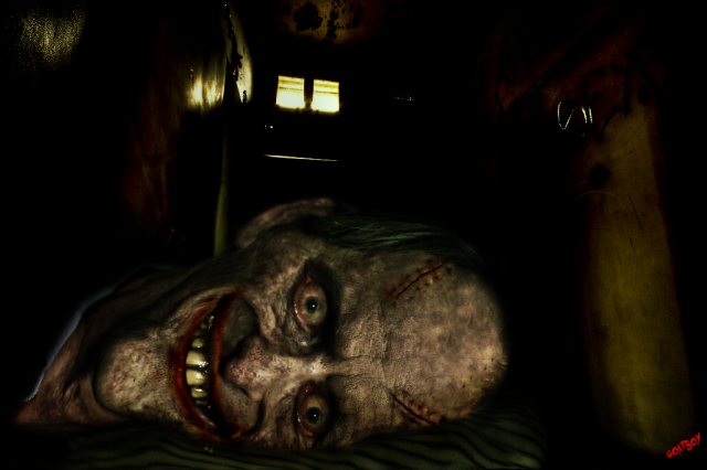 joker asylum