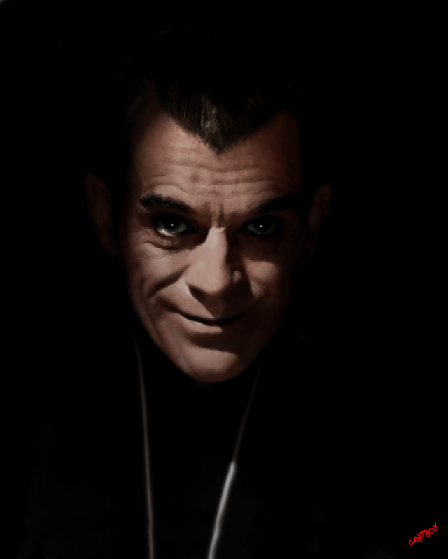 black cat karloff