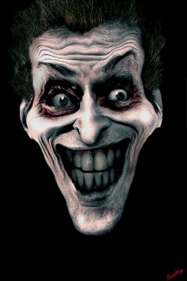 Grey joker