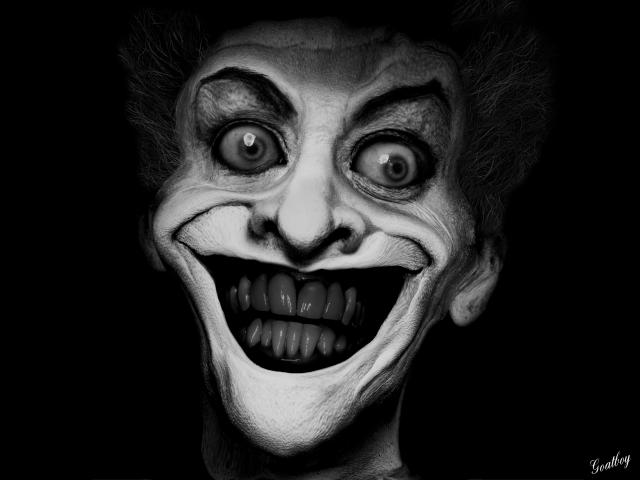 Joker insane