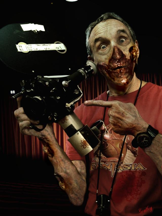 lloyd kaufman zombie