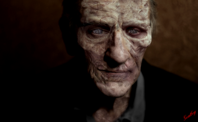 De Niro zombie