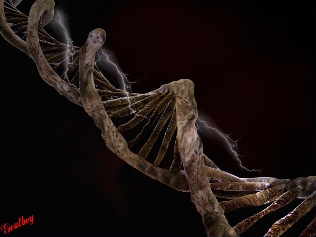 Frankenstein DNA