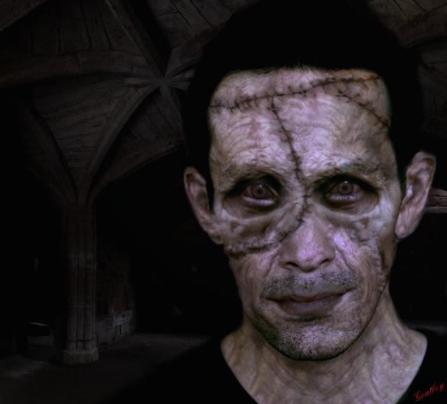 Frankenstein scars