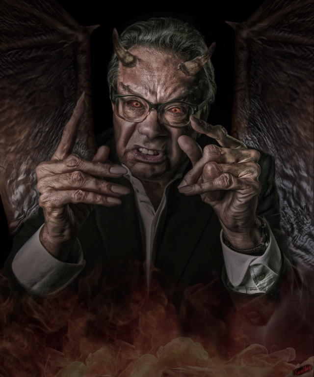 Lewis Black Shame the Devil
