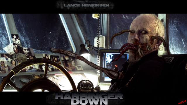 harbinger down fan art