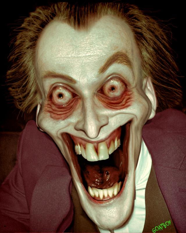 manic joker