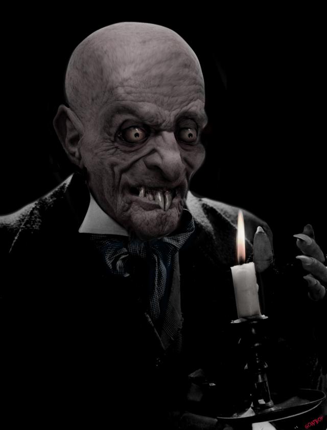 nosferatu evil