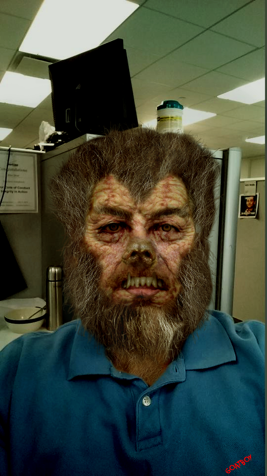 werewolf ben stiver