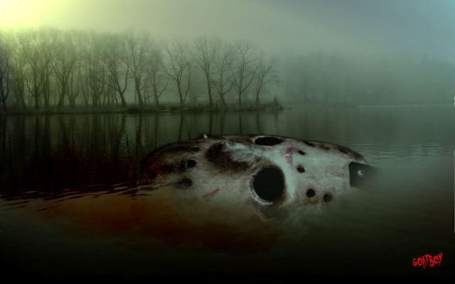 jason mask lake camp crystal