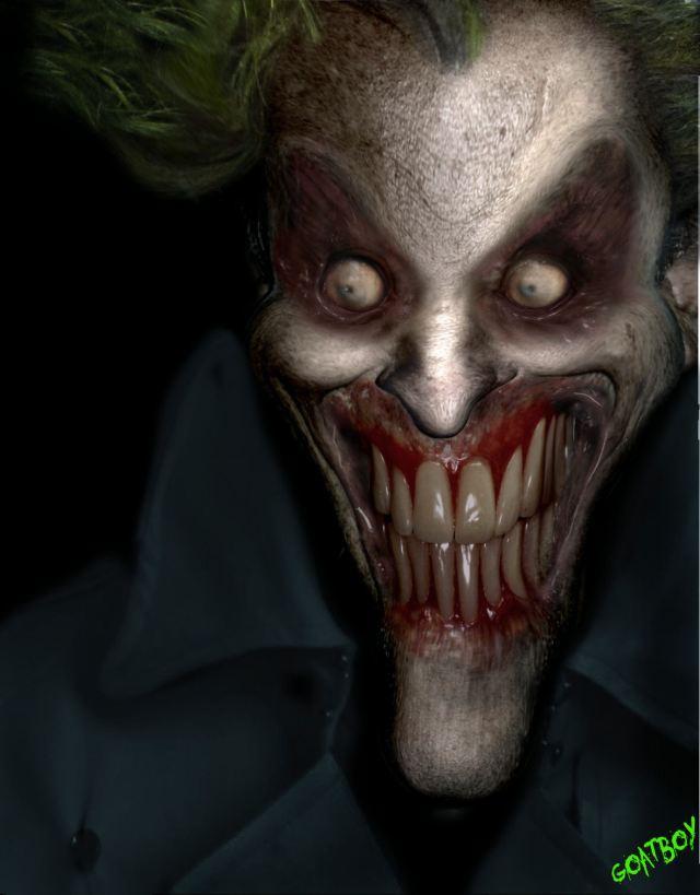 arkham asylum joker