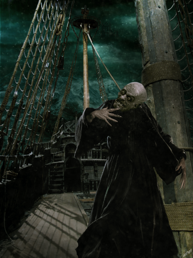 Nosferatu the Demeter