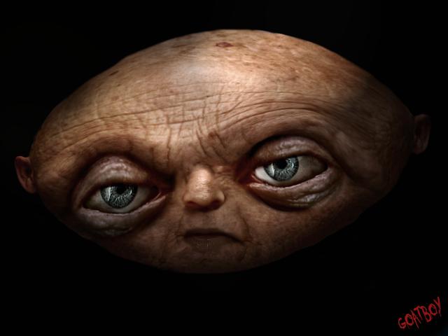 evil stewie griffin