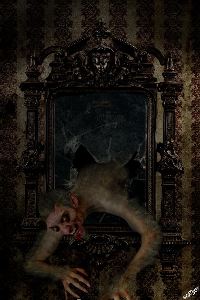 devils mirror