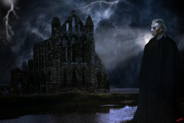 Dracula at Whitby