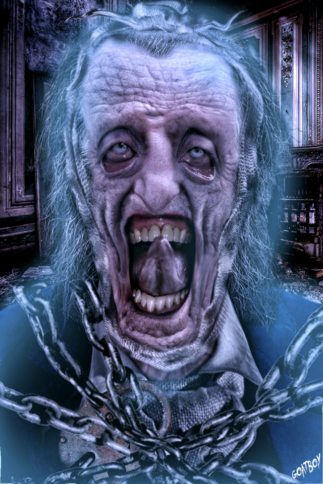 jacob marley ghost