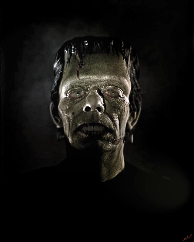 the monster frankenstein