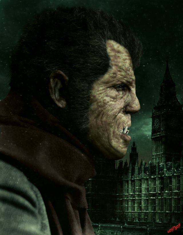 werewolf on london
