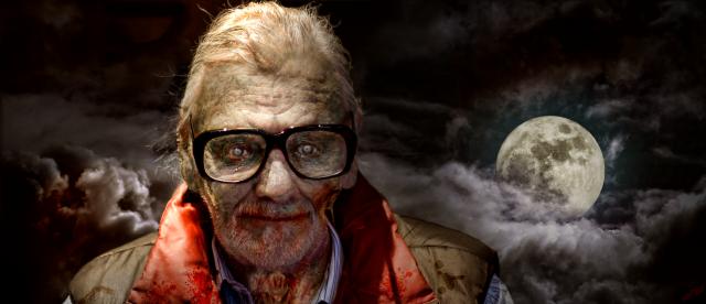 george a romero zombie