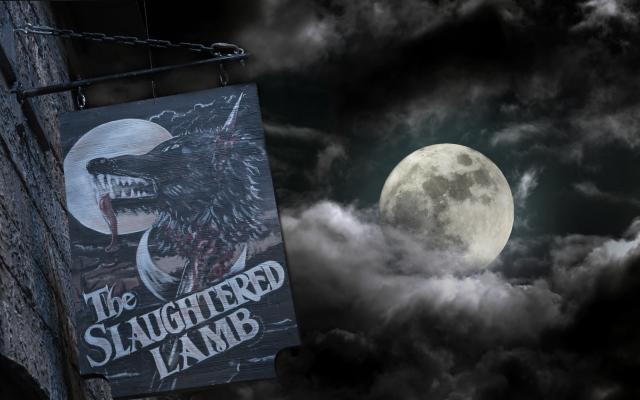 slaughtered lamb moon
